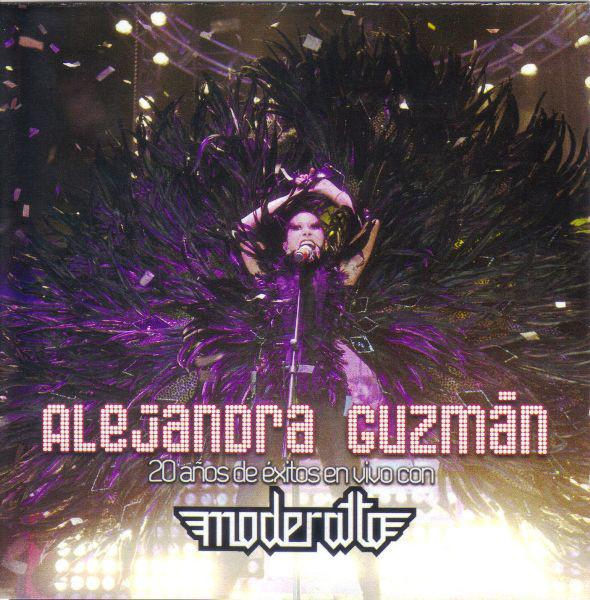 Alejandra Guzman en Vivo con Moderatto